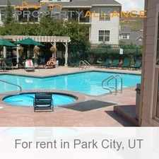 Rental info for Canyon Creek condominium - Fully Furnished - Ground Floor - Attached Garage - Long Term Lease