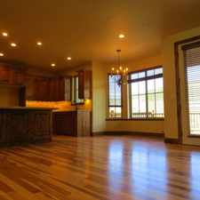 Rental info for Amazing, new home, next to golf course. Parking Available!