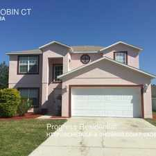 Rental info for 713 ROBIN CT