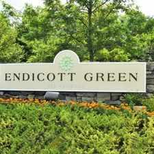 Rental info for Endicott Green