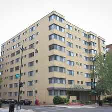 Rental info for The Croydon in the Dupont Circle area