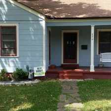 Rental info for $2950 2 bedroom House in Central Austin Other Central Austin in the Rosedale area