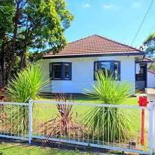 Rental info for 2-3 Bedroom Home in the Sydney area