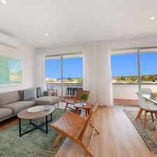 Rental info for FABULOUS ELEVATED LIGHT FILLED APARTMENT WITH WONDERFUL VIEWS