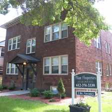 Rental info for 1708 & 1712 Grand Ave in the St. Paul area