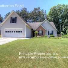 Rental info for 1270 Heatherton Road
