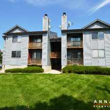 Rental info for 1401 Marion Quimby Drive