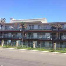 Rental info for Port Hueneme - superb Apartment nearby fine dining