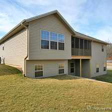 Rental info for Beautiful Ranch Home on a Corner Lot. Washer/Dryer Hookups!