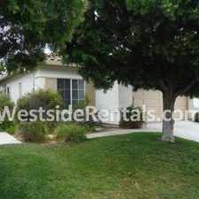 Rental info for Wonderful home on tree lined street