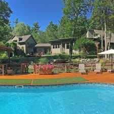 Rental info for Elegant Woodstock Compound