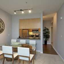 Rental info for Living at Santa Monica in the Downtown area