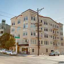 Rental info for 2363 VAN NESS in the San Francisco area