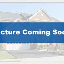 Rental info for Single Family Home Home in Saint marys for Owner Financing