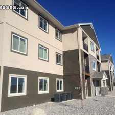 Rental info for Two Bedroom In Fremont County