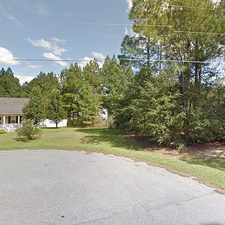 Rental info for Single Family Home Home in Statesboro for For Sale By Owner