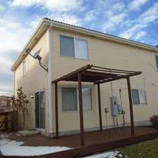 Rental info for 3 bathrooms - come and see this one. Washer/Dryer Hookups!