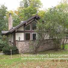 Rental info for 13068 Chillicothe Rd