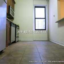Rental info for W 207th St & Seaman Ave