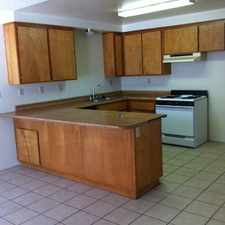 Rental info for 2 BEDROOM APARTMENT IN SMALL COMPLEX IN