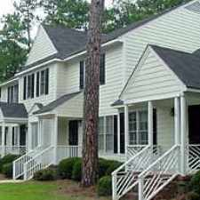 Rental info for Lovely wooded & heavily landscaped neighborhood. Pet OK!
