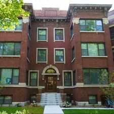 Rental info for 5111 S. Kimbark Avenue in the Hyde Park area