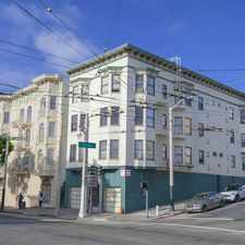 Rental info for 2500 Van Ness
