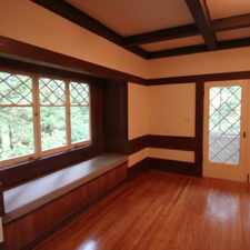 Rental info for Classic Historic Home In Mill Valley's Redwoods