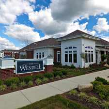 Rental info for The Wendell