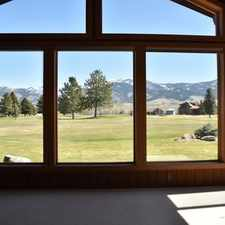 Rental info for Relax in this single family home that overlooks golf course.