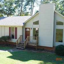 Rental info for This 3/1 home in Center Point will be.