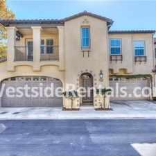 Rental info for 3 Bedroom 2.5 Bathroom Townhouse in the Yorba Linda area