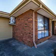 Rental info for A stones throw from Brentwood Secondary College in the zone