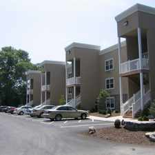 Rental info for luxurious 2 bedroom apartment in the heart of Stroudsburg, PA