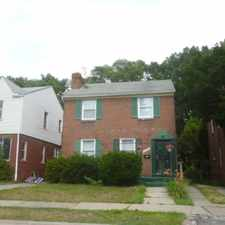 Rental info for Beautifully Remodeled Brick Colonial with Partially Finished basment in the Detroit area