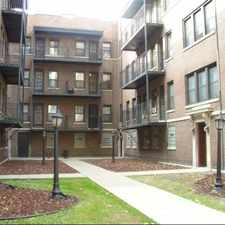 Rental info for 5202-5210 S. Cornell Avenue