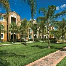 Rental info for Miramar Lakes Apartments in the Miramar area