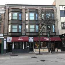 Rental info for 210 State Street in the Madison area