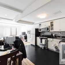 Rental info for E 12th St & Ave A in the East Village area
