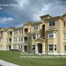 Rental info for 812 Terrace Ridge Cir.