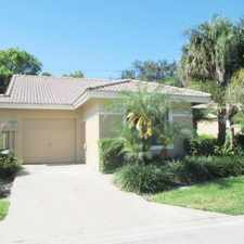 Rental info for 9954 Watermill Circle