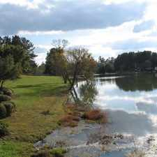 Rental info for Picturesque all brick home on a large pond. Parking Available!