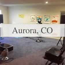 Rental info for Beautiful Aurora House for rent. 2 Car Garage!