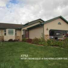 Rental info for 3913 Kyle