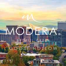 Rental info for Modera Goose Hollow in the Southwest Hills area