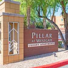 Rental info for Pillar at Westgate in the Phoenix area