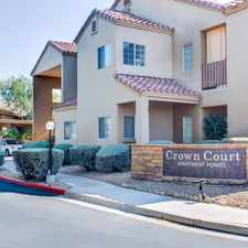Rental info for Crown Court
