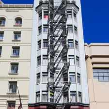 Rental info for 124 MASON in the Downtown-Union Square area