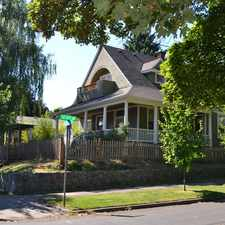 Rental info for Magnificent Victorian in Hawthorne Neighborhood in the Buckman area