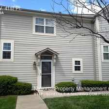 Rental info for 905 W. 41st Pl. in the Volker area